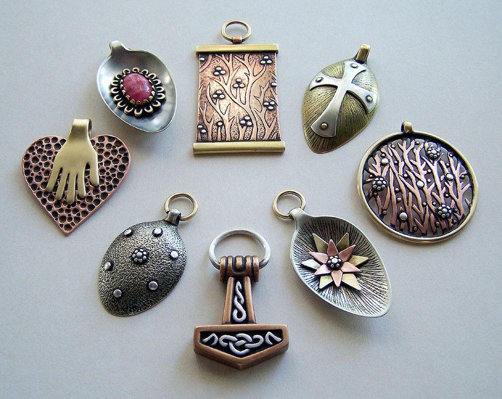 Бижутерия из металла