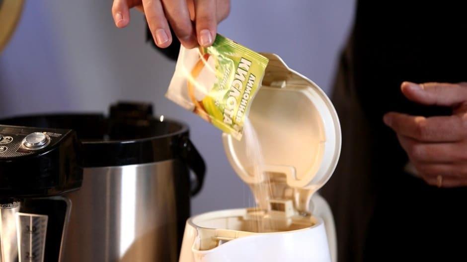 Лимонная кислота от запаха в чайнике