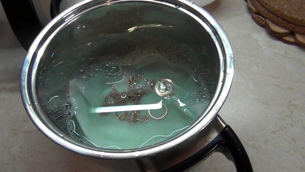 Мыльная вода для очистки